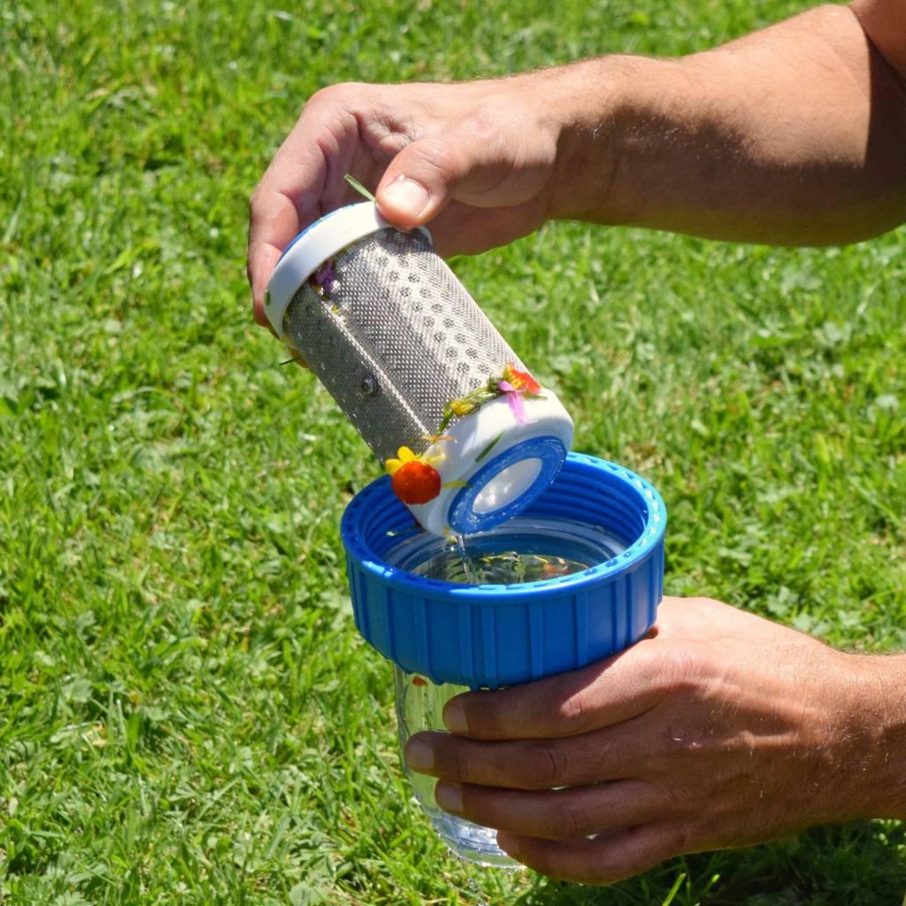 WELLENSPIELER Wasserfilter